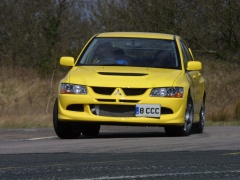 Lancer Evolution VIII photo #18125