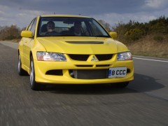 Lancer Evolution VIII photo #18129
