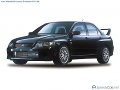 Lancer Evolution photo #2269