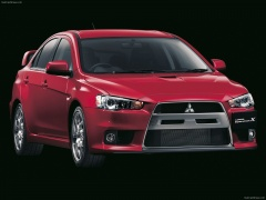 Lancer Evolution X photo #47873