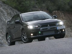 Lancer Evolution X photo #56173