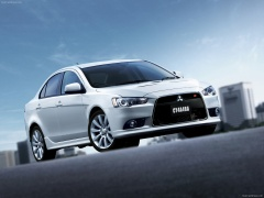 Gallant Fortis Ralliart photo #56448