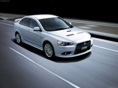 Gallant Fortis Ralliart photo #56449