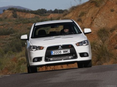Lancer Sportback Ralliart photo #58417