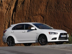 Lancer Sportback Ralliart photo #58419