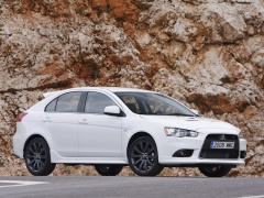 Lancer Sportback Ralliart photo #58420