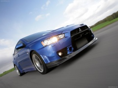 Lancer Evolution X photo #64510
