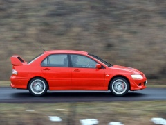 Lancer Evolution photo #7109
