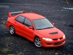Lancer Evolution photo #7110