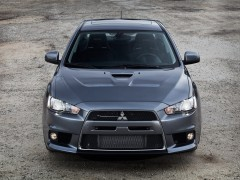 Lancer Evolution MR photo #76357