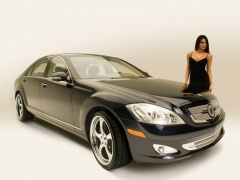 Mercedes-Benz S-class photo #55620