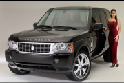 Land Rover Range Rover Windsor Emerald