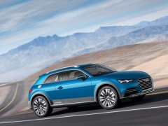 audi allroad shooting brake pic #106493