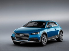 Audi Allroad Shooting Brake pic