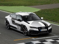 audi rs7 piloted driving pic #130737