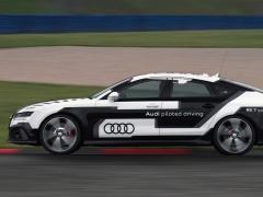 audi rs7 piloted driving pic #130749