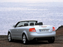 audi a4 cabriolet pic #16948