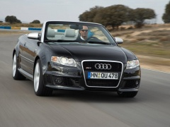 RS4 Cabriolet photo #32499