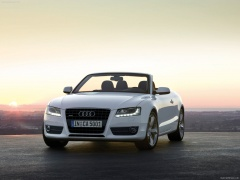 audi a5 cabriolet pic #61576