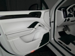 porsche cayenne white dream pic #104075