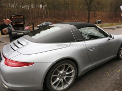 911 Targa 4 photo #105176