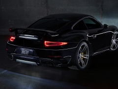 Porsche TECHART 911 turbo pic