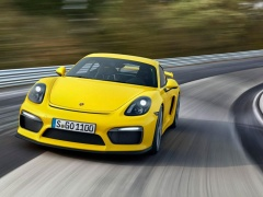 Cayman GT4 photo #136715