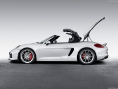 Boxster Spyder photo #143112