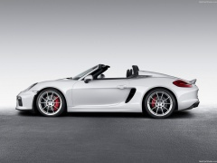 Boxster Spyder photo #143113