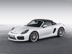 Boxster Spyder photo #143114
