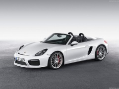 Boxster Spyder photo #143115