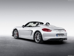 Boxster Spyder photo #143121