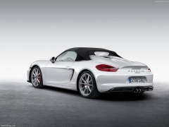 Boxster Spyder photo #143122