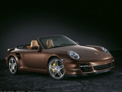 911 Turbo Cabriolet (997) photo #43829