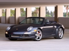911 Carrera 4S Cabriolet photo #43920