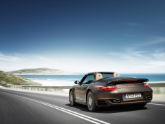 911 Turbo Cabriolet (997) photo #46709