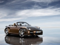 911 Turbo Cabriolet (997) photo #46710