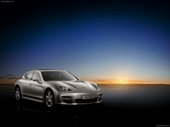Panamera Turbo photo #65020