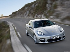 Panamera Turbo photo #65021