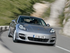 Panamera Turbo photo #65022