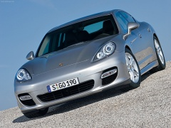 Panamera Turbo photo #65023