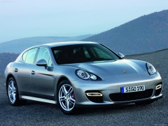 Panamera Turbo photo #65026