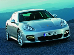 Panamera Turbo photo #65027