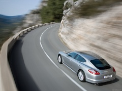Panamera Turbo photo #65032