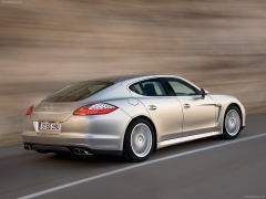 Panamera Turbo photo #65035