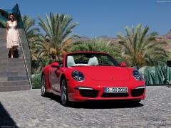 911 Carrera S Cabriolet photo #86636