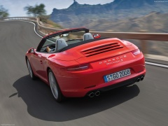 911 Carrera S Cabriolet photo #86637