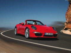 911 Carrera S Cabriolet photo #86641