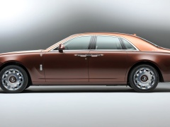 rolls-royce ghost one thousand and one nights edition pic #110110