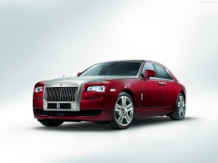rolls-royce ghost series ii pic #111317